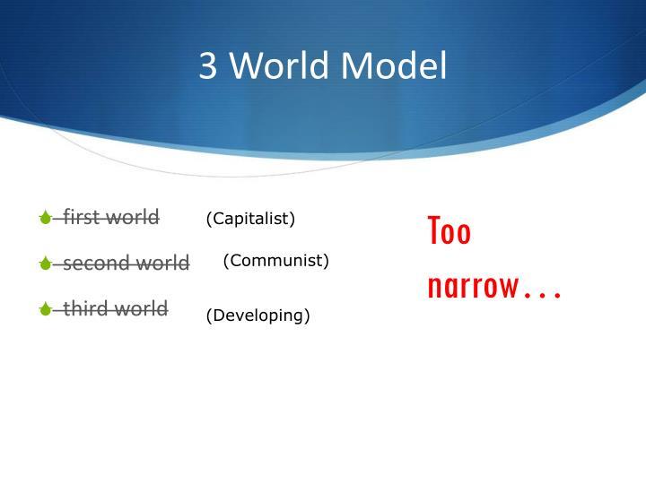 3 World Model
