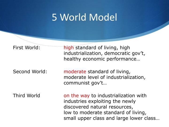 5 World Model