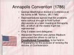 annapolis convention 1786