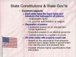 state constitutions state gov ts