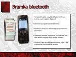 bramka bluetooth