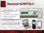 sterownik elp07t31 v
