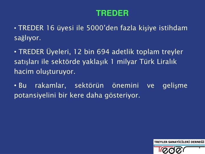 TREDER
