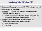marketing mix 4 p s into 7 p s1