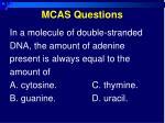 mcas questions2