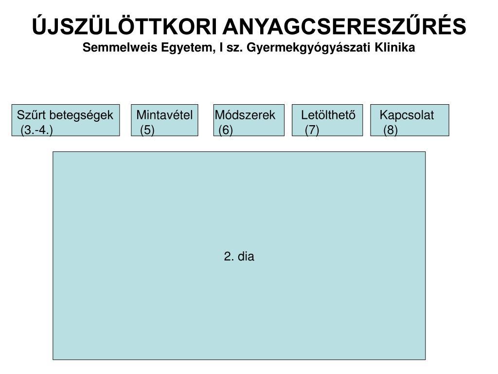 jsz l ttkori anyagcseresz r s semmelweis egyetem i sz gyermekgy gy szati  klinika n. 51ef4766e7
