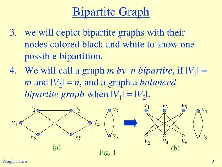 Bipartite graph1