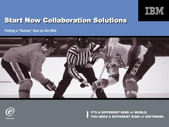 start now collaboration solutions n.