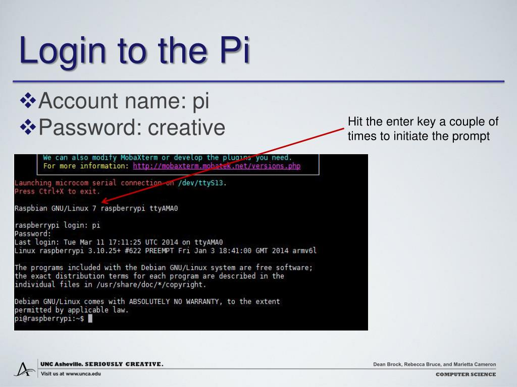 PPT - Controlling the World with Raspberry Pi PowerPoint
