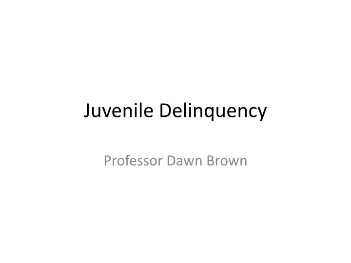 juvenile delinquency essay Juvenile delinquency juvenile delinquency midterm essays what are some of the reasons discussed in the text to help explain racial and gender differences in juvenile offending patterns.