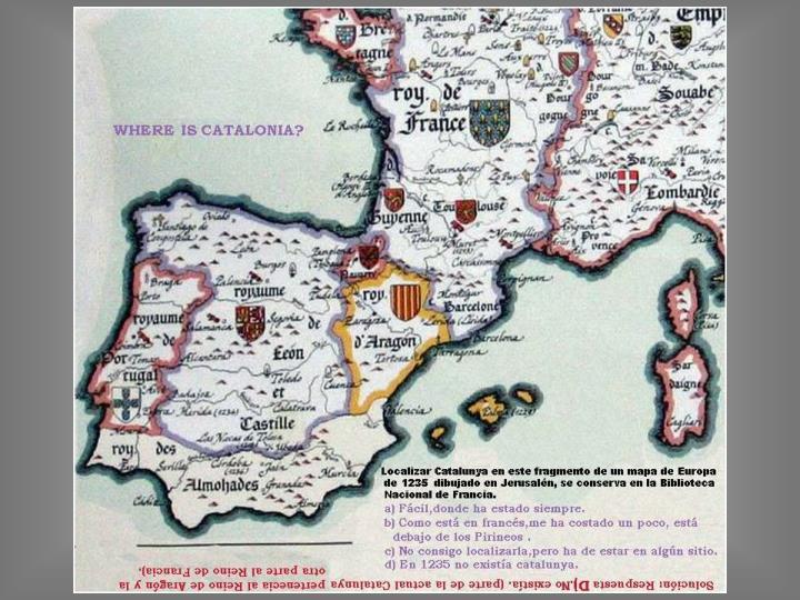 Mapa pol tico de europa en 1235