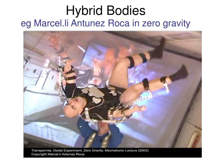 Hybrid Bodies