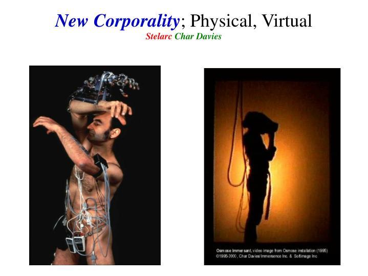New Corporality