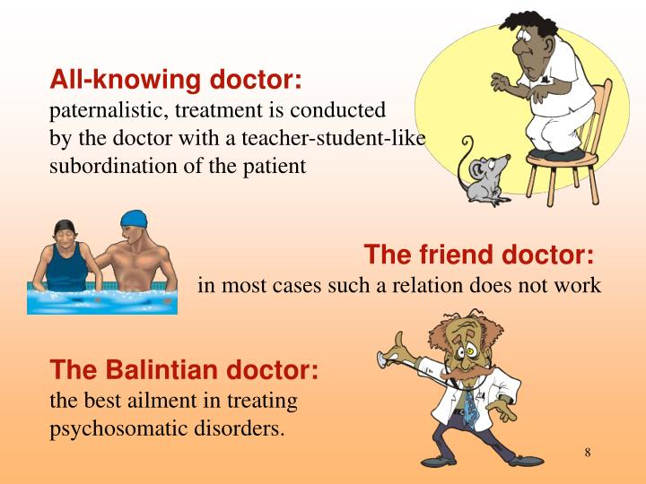 All-knowing doctor: