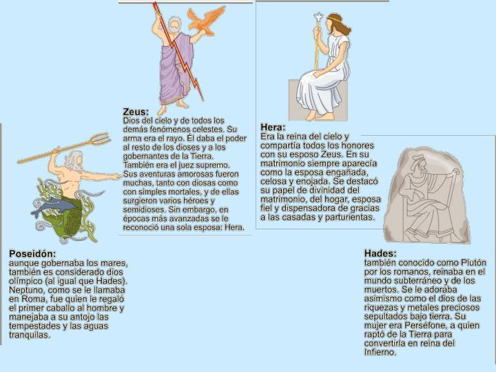La mitolog a griega