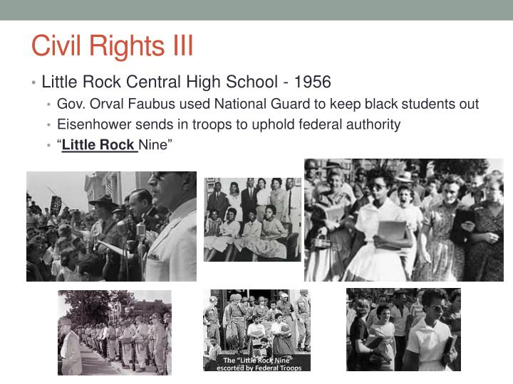 Civil Rights III