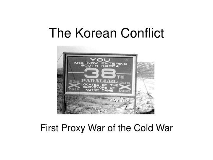 the cold wars proxy conflicts Turkish deputy prime minister numan kurtulmuş has warned that the proxy wars in the middle east between the us and russia could signal the reemergence of world-wide conflict between the two.