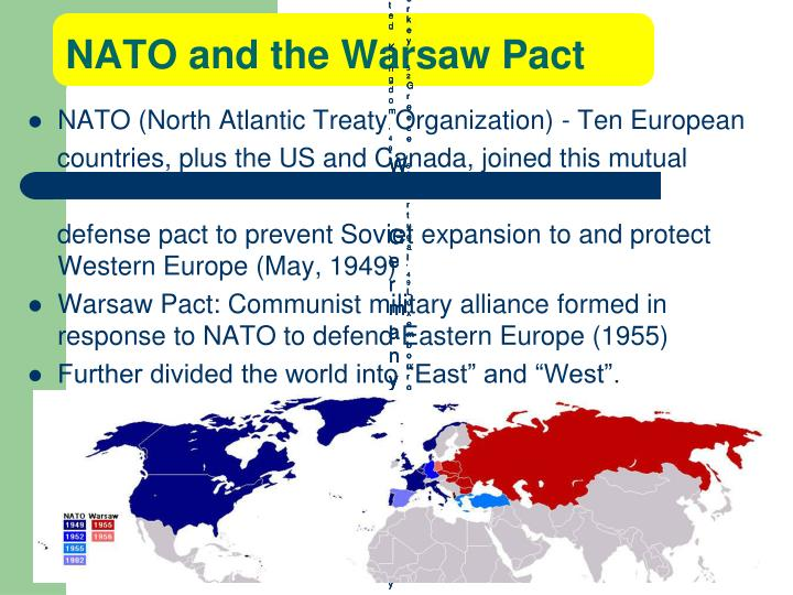 a look at the nato and its changing role after the cold war Nato's non-military role what would have happend if nato disbanded after the cold war has the end of the cold war contributed to the changing nature of war.