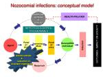 nozocomial infections conceptual model4