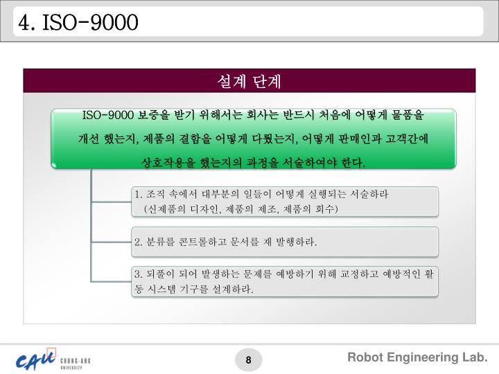 4. ISO-9000
