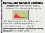continuous random variables1