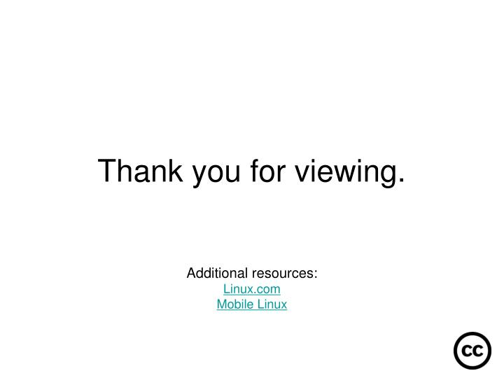 Thank you for viewing.