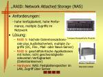 raid network attached storage nas