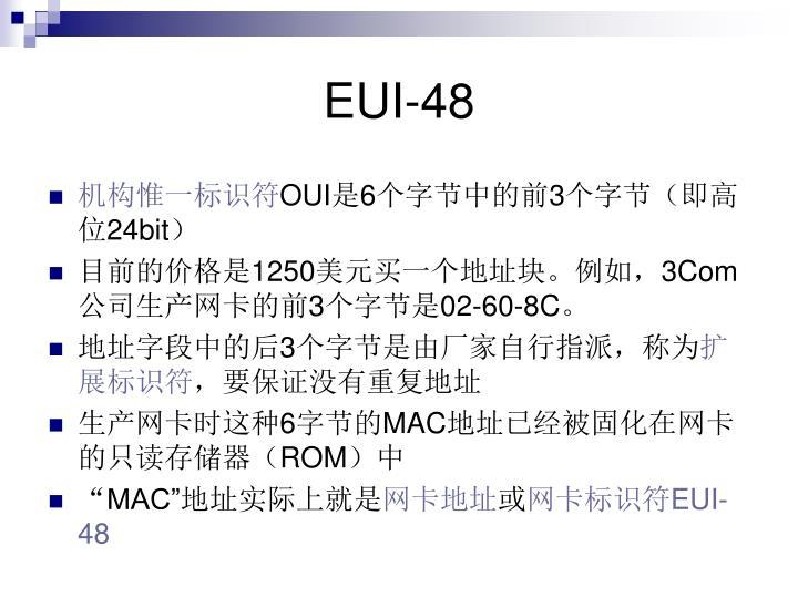 EUI-48