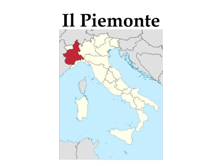 Il Piemonte