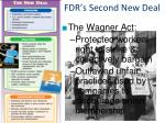 fdr s second new deal2