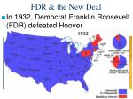 fdr the new deal