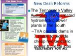 new deal reforms2