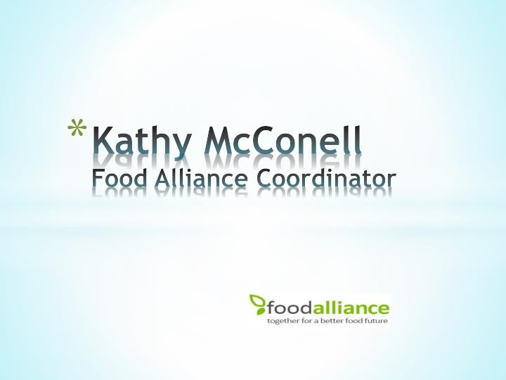 Kathy McConell