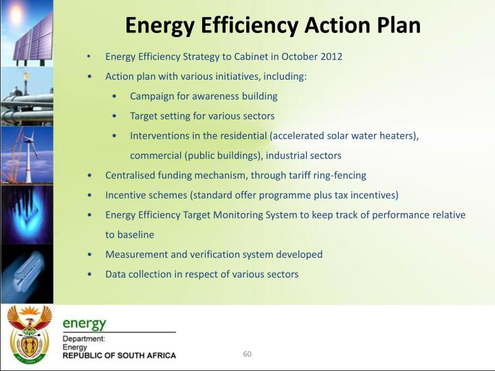 Energy Efficiency Action Plan