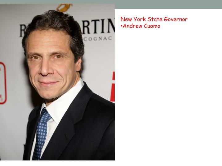 New York State Governor