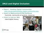 imls and digital inclusion