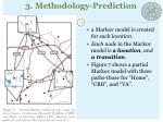 3 methodology prediction