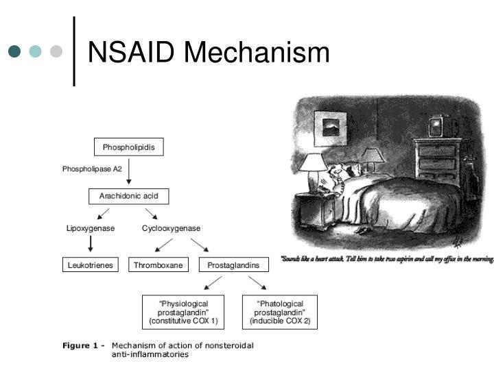 NSAID Mechanism