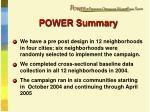 power summary1
