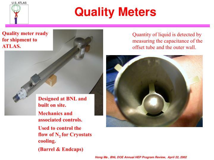 Quality Meters