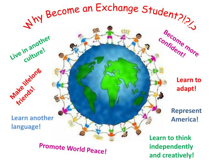 Why Become an Exchange Student?!?!?