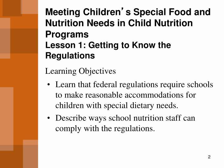 Arkansas Food Service Regulations