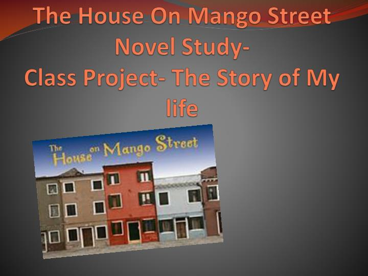 essay on the house on mango street In the house on mango street sandra cisneros references and develops the subjects of assimilation of the chicano into american society stereotypes and the intervention of the chicana within her civilization.