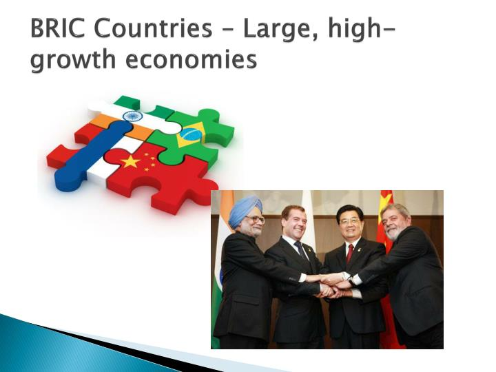 BRIC Countries – Large,
