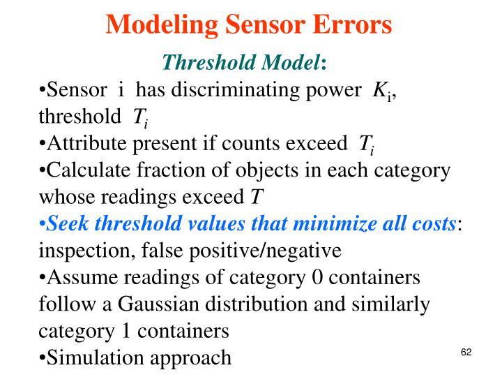 Threshold Model