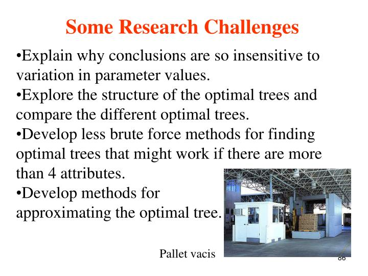 Explain why conclusions are so insensitive to variation in parameter values.