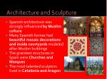 architecture and sculpture