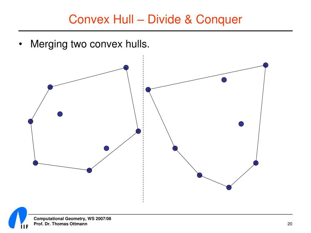 PPT - Convex Hulls PowerPoint Presentation - ID:6005072