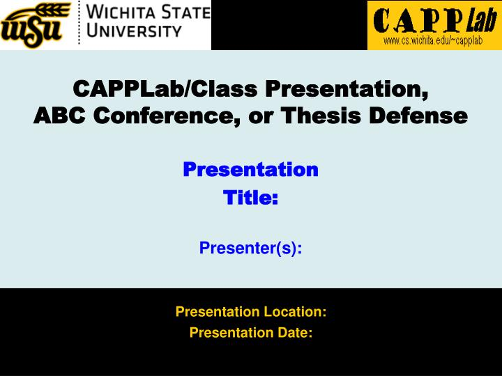 masters thesis defence questions As a student seeking a master's degree, your thesis  what is a thesis defense  a student will be asked questions by members of the thesis committee.