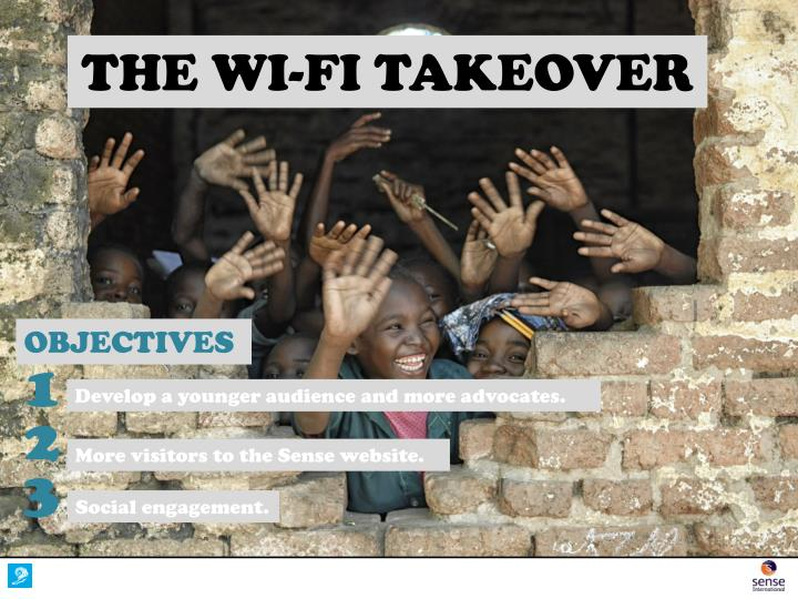THE WI-FI TAKEOVER